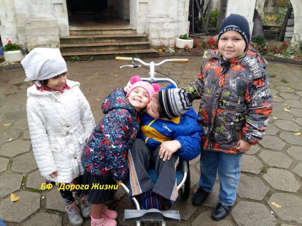 дети, помощь больным детям