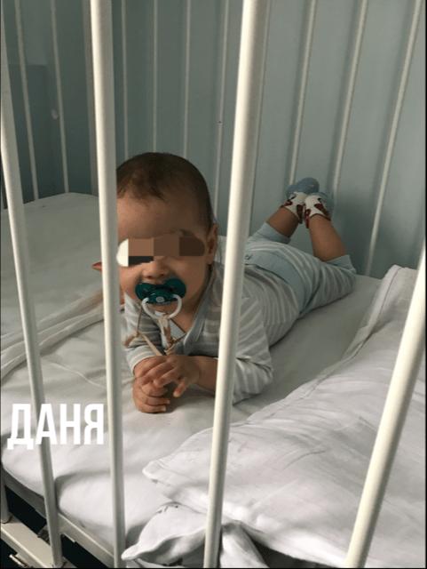 Помочь малышам-сиротам