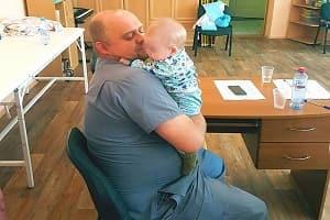 Московские врачи, медпомощь детям Улан-Удэ