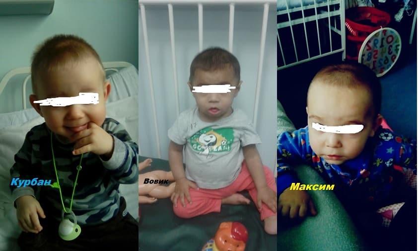 Дети-отказники фото