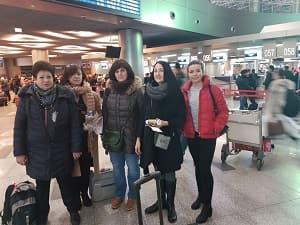 Выезд в Азов. Врачи-волонтеры.