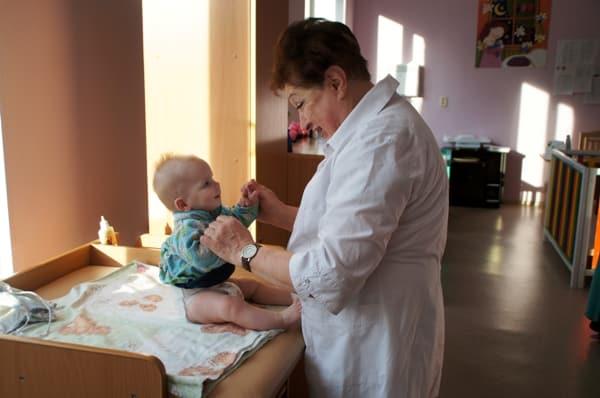 медпомощь детям-сиротам в Нижнем Тагиле