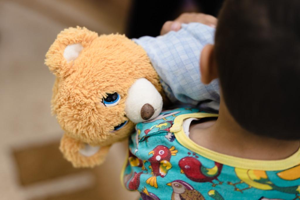 Дети в доме ребенка живут без статуса на усыновление по году-два
